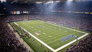 St. Louis - Edward Jones Dome - St. Louis Rams