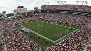 Tampa Bay - Raymond James Stadion - Tampa Bay Buccaneers