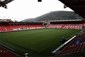 Bergen - Brann Stadion