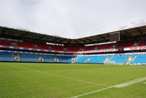 Oslo - Ullevaal Stadion