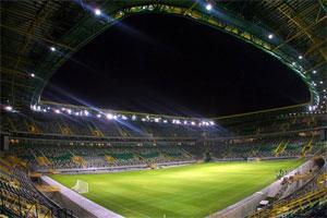 Liszabon - Estadio Jose Alvalade