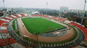 Bukarest - Stadionul Dinamo