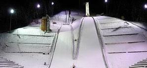 Franciaország - Courchevel - Tremplin Olympique