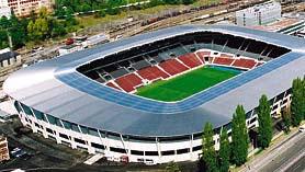 Genf - Stade de Genève