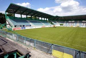 Pozsony - Petrzalka Stadion
