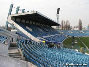 Pozsony - Tehelne Pole Stadion
