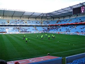 Malmö - Malmö Stadion