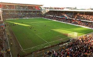 Stockholm - Råsunda Stadion