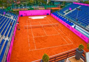 Spanyolország - Barcelona - David Lloyd Club Turó