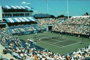 USA - Cincinnati - Lindner Family Tennis Center