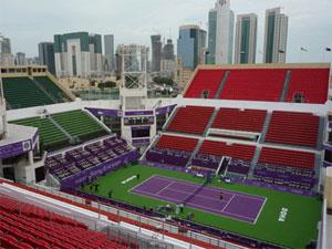 Katar - Doha - Khalifa International Tennis and Squash Complex