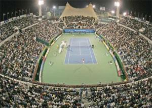 E.A.Emírségek - Dubai -Aviation Club Tennis Centre