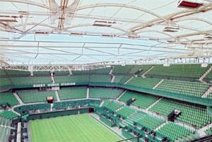 Németország - Halle - Gerry Weber Stadion