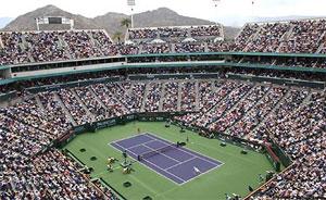 USA - Indian Wells Tennis Garden