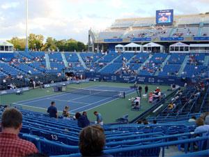 USA - New Haven - Cullman-Heyman Tennis Center