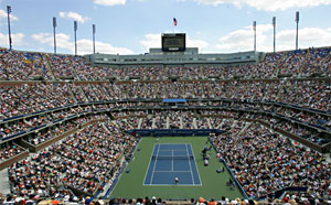 USA - New York - Billie Jean King National Tennis Center