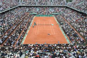 Franciaország - Párizs - Stade Roland Garros
