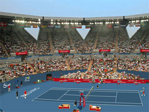 Kína - Peking - National Tennis Center