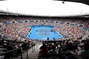 Ausztrália - Sydney - NSW Tennis Centre