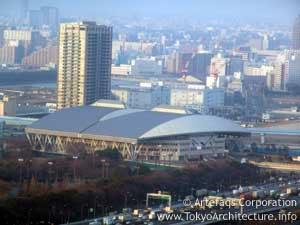 Japán - Tokio - Ariake Coliseum