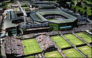 Nagy-Britannia - Wimbledon - All England Club