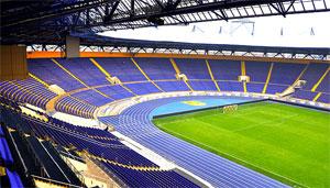Harkov - Stadion Metalist